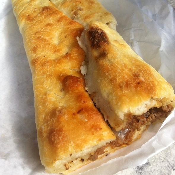 Spicy Lamb Borek @ Queen Victoria Market Borek Shop 35-36