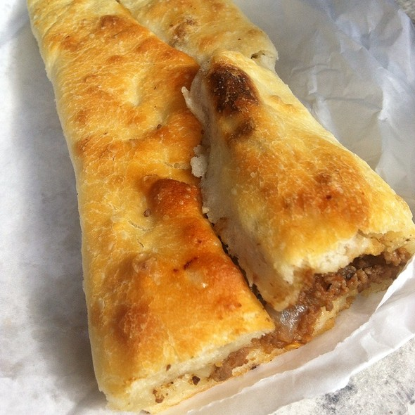 Spicy Lamb Borek @ Queen Victoria Market Borek Shop 35-36