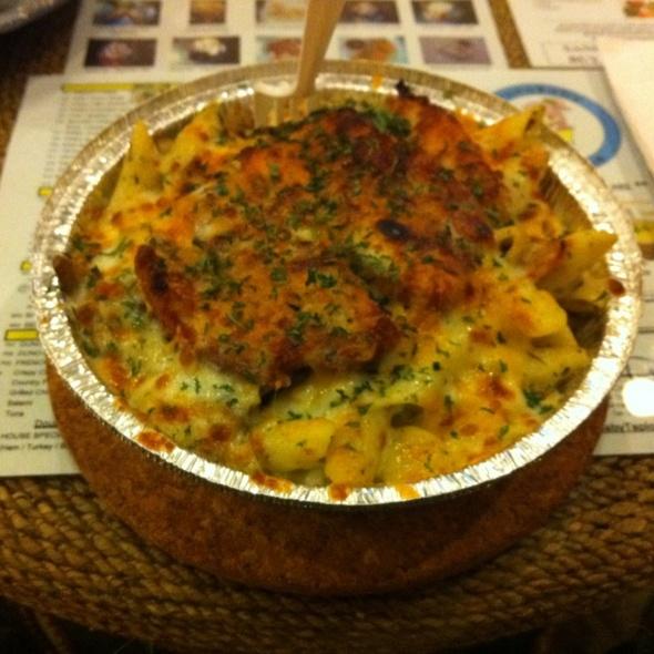 Pasta @ DunoBaby Tapioca Cafe