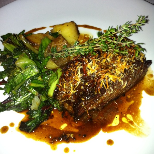 Bavette Steak - erbaluce, Boston, MA