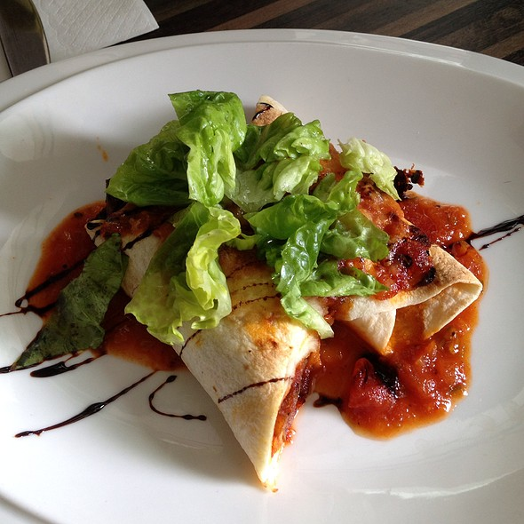 Laman Grill 'Burrito's