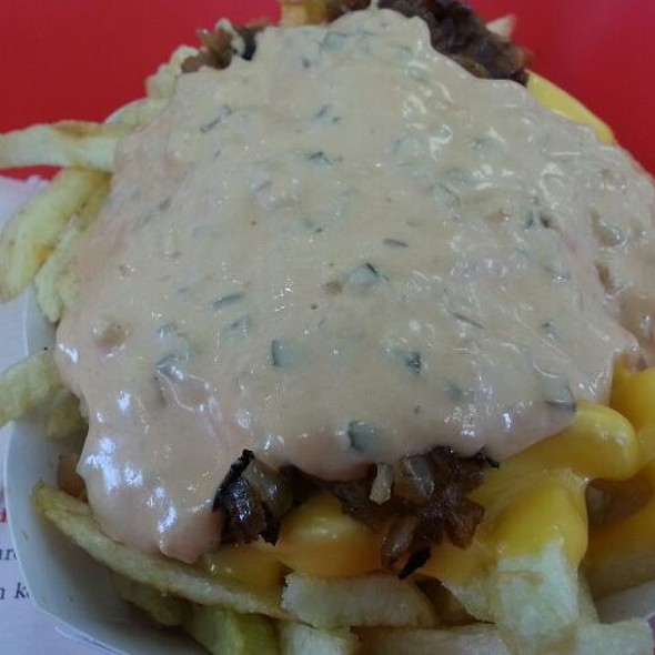 Animal Style French Fries @ In-N-Out Burger