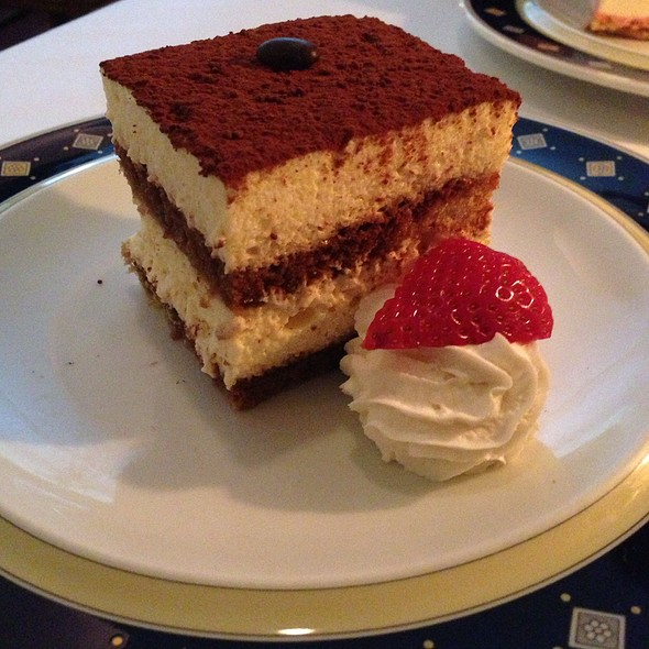 Tiramisu - i Ricchi, Washington, DC