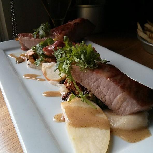 Fresh Hammed Pork Chop