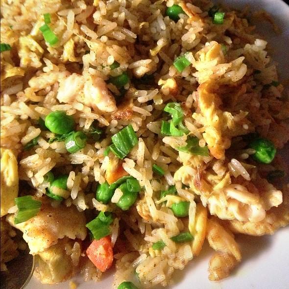 Singapore Fried  Rice - Wokcano - Pasadena, Pasadena, CA