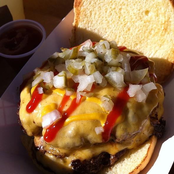 Squareburger, Double @ SquareBurger