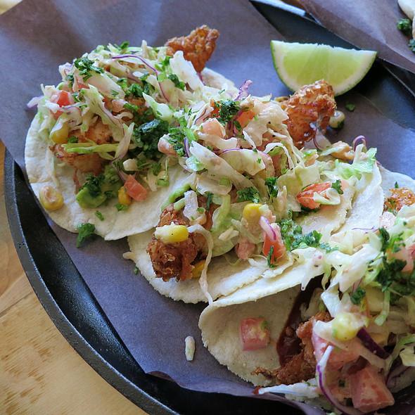 Tacos de Pescado @ Playa Cabana Cantina