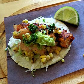 Tacos de Pulpo - Playa Cabana Cantina, Toronto, ON