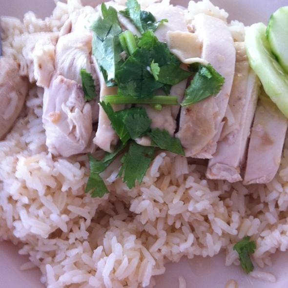 Hainanese Chicken Rice @ 127 Lorong 1 Toa Payoh