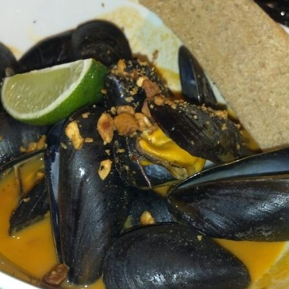 Penang Curry Mussels - Jax Fish House and Oyster Bar- LoDo, Denver, CO
