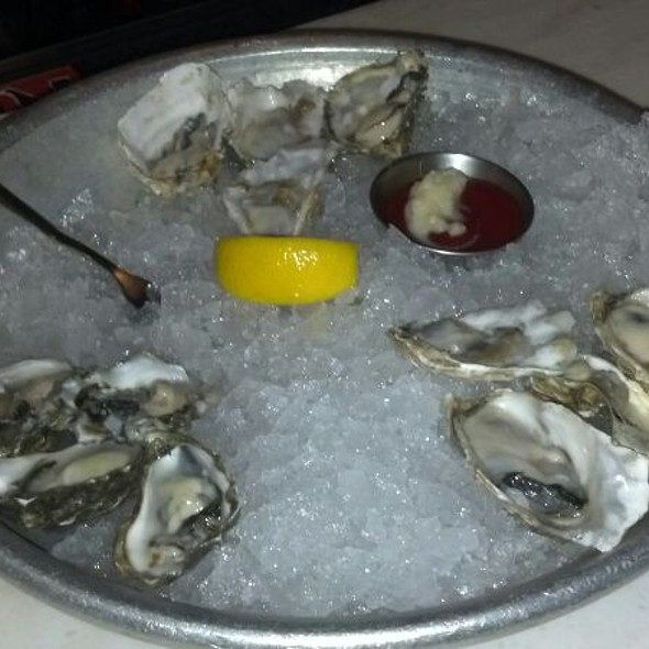 West Coast Oysters - Jax Fish House and Oyster Bar- LoDo, Denver, CO