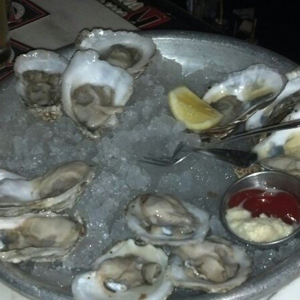 East Coast Oysters - Jax Fish House and Oyster Bar- LoDo, Denver, CO