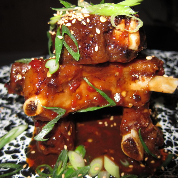 Baby Back Ribs @ A-Frame
