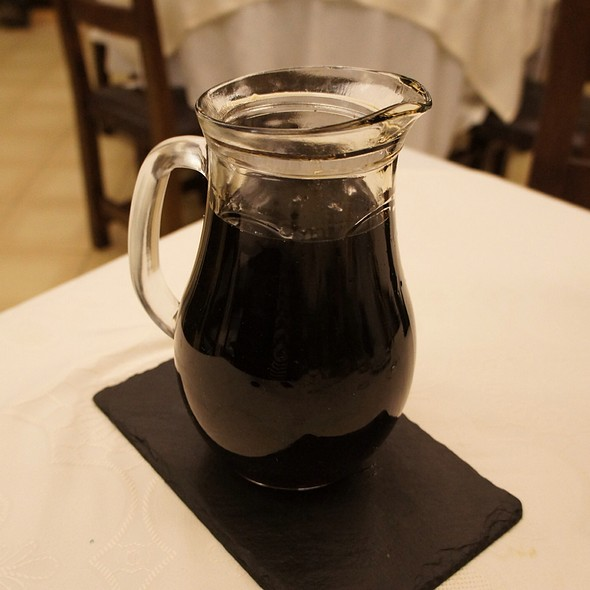 Licor Cafe Casero | Homemade Coffee Liquour @ La Molinera