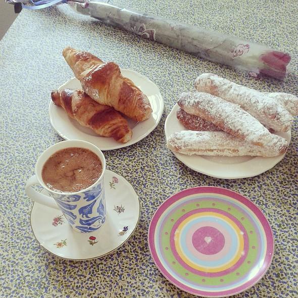 Mom´s day breakfast @ Churchilita solita