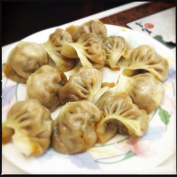 """Ravioli Di Carne Al Vapore @ Trattoria Cinese """"Hua Cheng"""""""