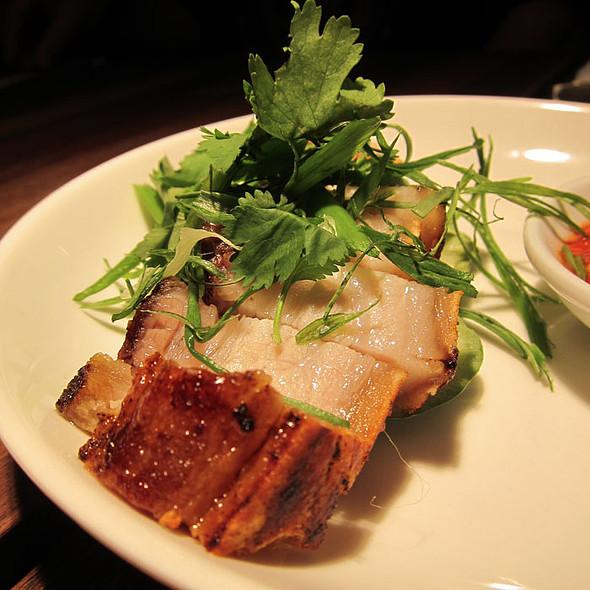 Sliced Roast Pork @ Plan b. @ Bangsar Shopping Village
