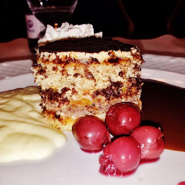 Somlói Cake Dessert