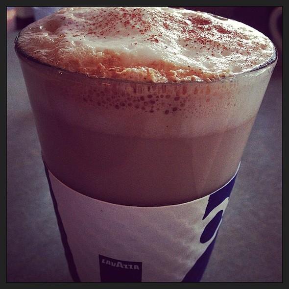 Chai Tea Latte @ The Dream Cafe