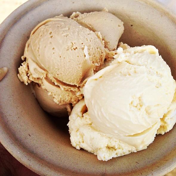Guiness & Honey Lavender Ice Cream
