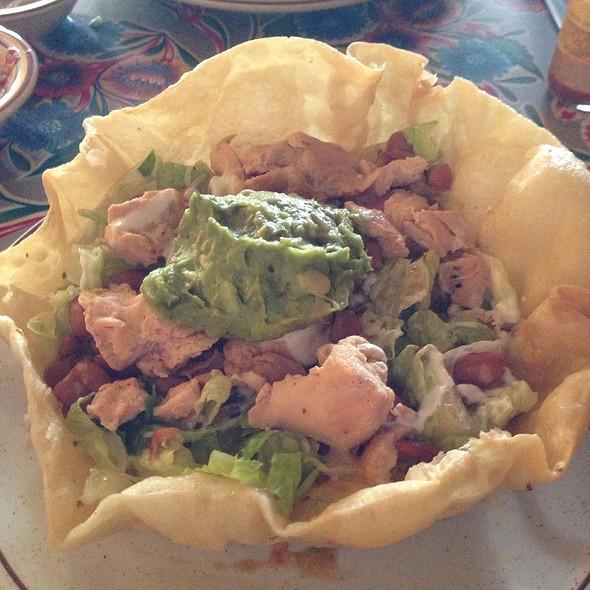 Taco Salad - Mezcal Denver, Denver, CO