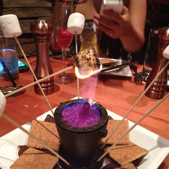 """""""S'mores"""" @ Flamestone American Grill"""