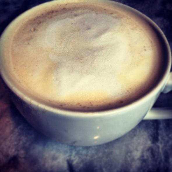 Kenyan Tea Latte