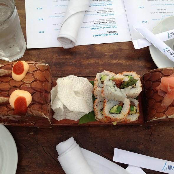 Sushi @ Me Cabo