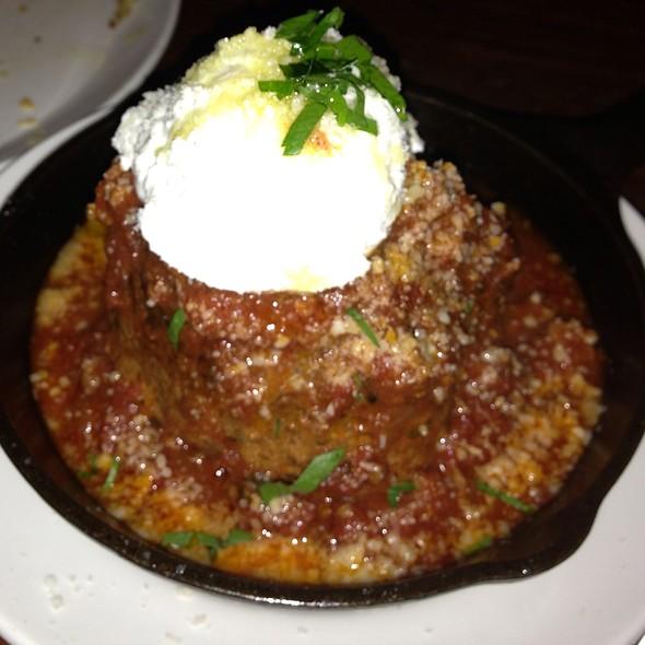 1lb Kobe Meatball W/ Ricotta - Lavo - NYC, New York, NY