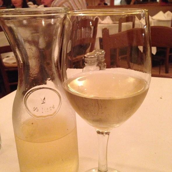 Pinot Grigio - Pane e Vino Trattoria, San Francisco, CA