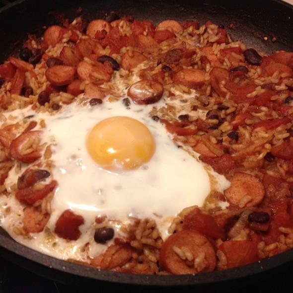 Homemade Jambalaya @ Home