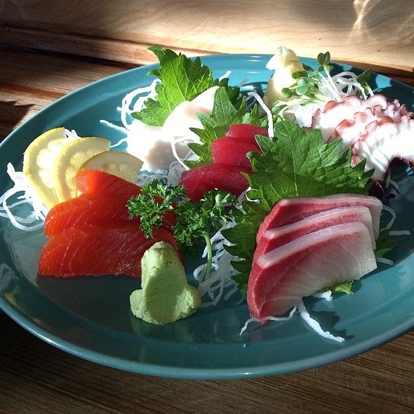 Sashimi Assortment