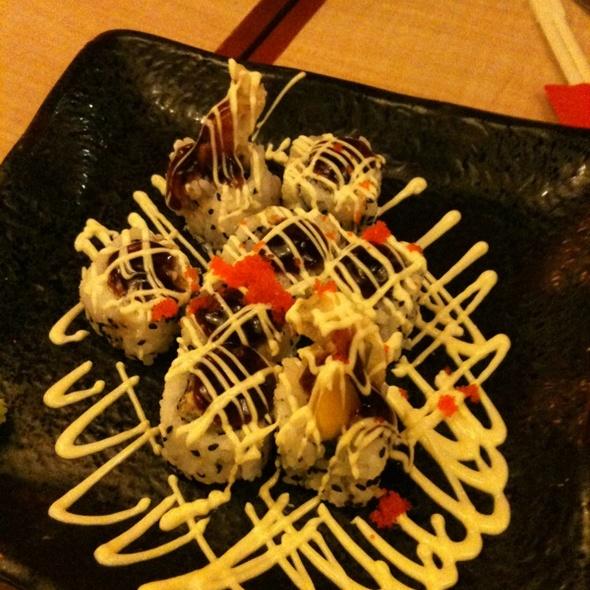 Spider Maki Sushi