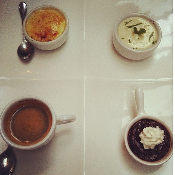 Café Gourmet Special @ Bistrô de Paris