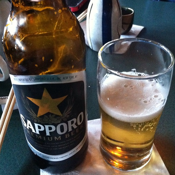 Sapporo @ Fuji Ya