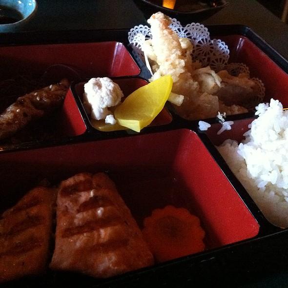 bento box @ Fuji Ya