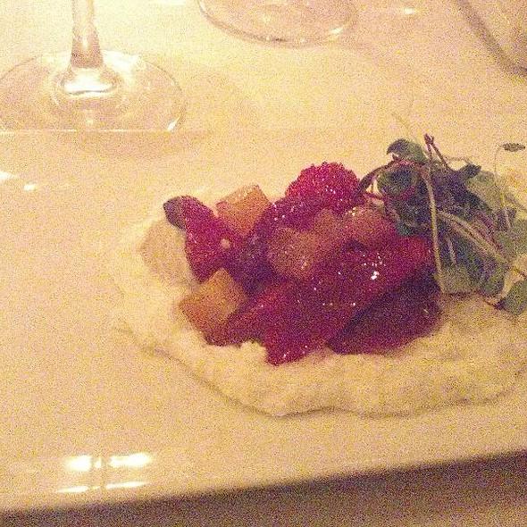 Beet And Ricotta Salad - Paradiso - Philadelphia, Philadelphia, PA