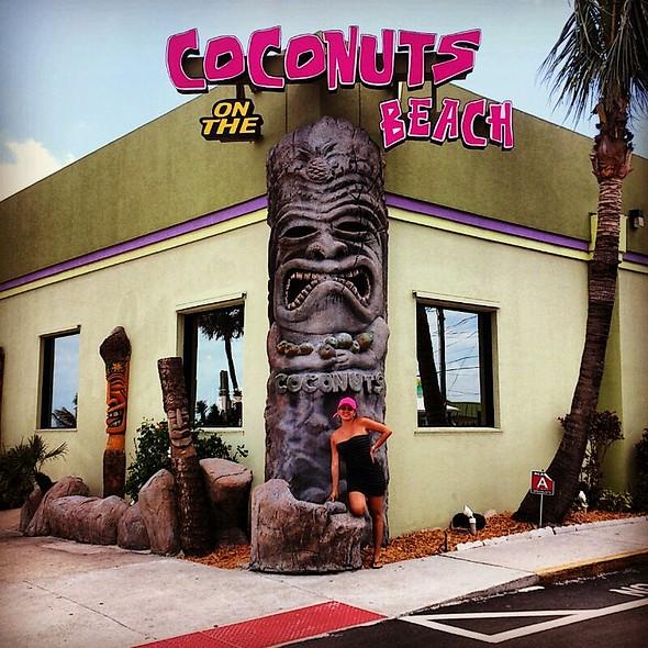 Margarita @ Coconuts on the Beach