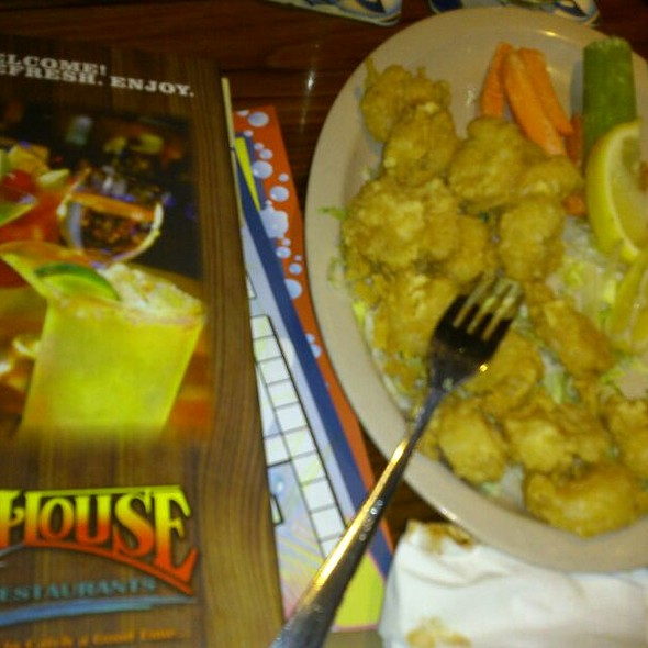 Seafood @ Miller's Ale House