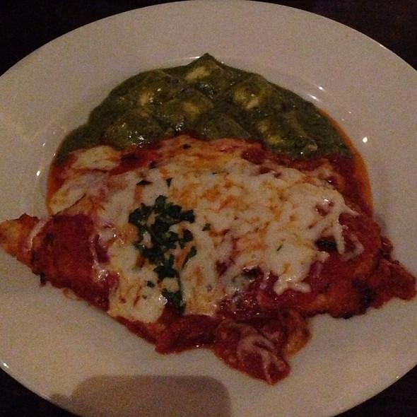 Chicken Parmesan - Tommy V's Urban Kitchen, Carlsbad, CA