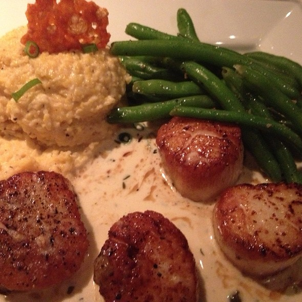 Seared Sea Scallops - McEwen's on Monroe, Memphis, TN
