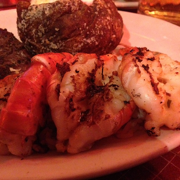 Scampi @ Logan's Roadhouse