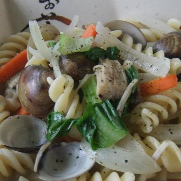 Seafood Pasta @ Tuguegarao City