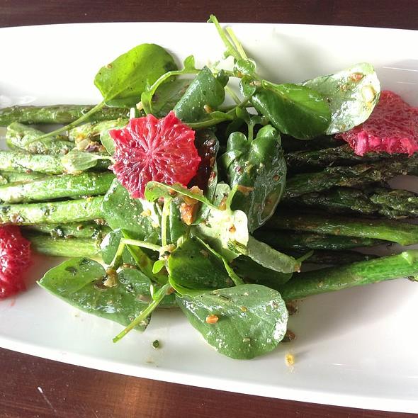 Grilled Local Asparagus - Prepkitchen - Del Mar, Del Mar, CA