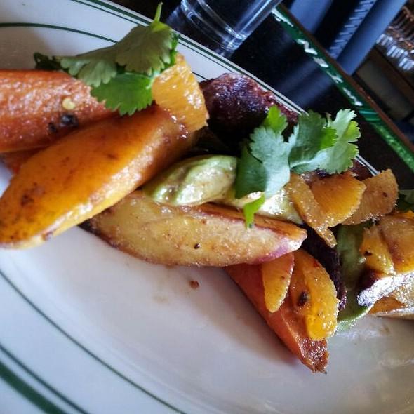Roasted Carrot Salad - The Tavern, Tulsa, OK