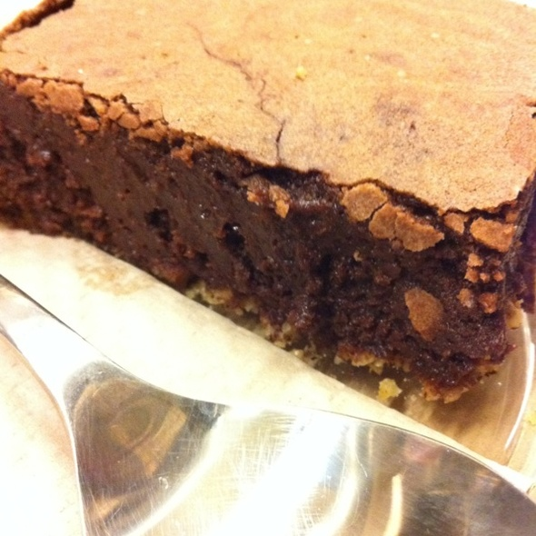 Homemade Brownie @ Rose Bakery
