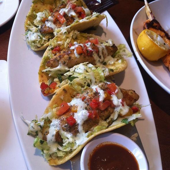 Blackened Mahi Mahi Tacos @ Seasons 52