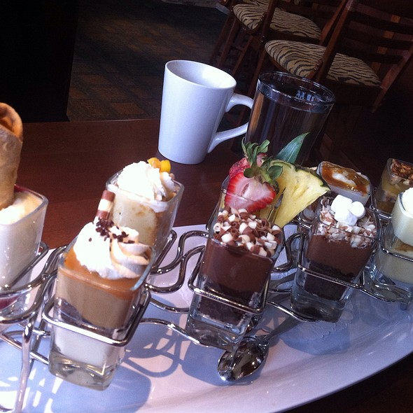 Dessert Shots @ Seasons 52