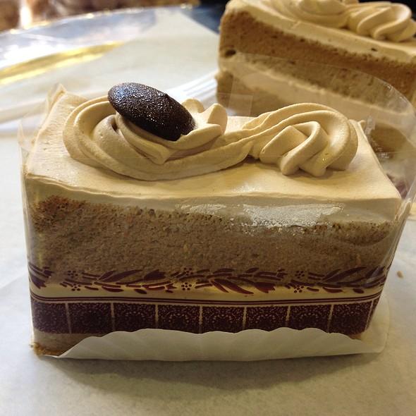 Coffee Cake @ wonder bakery