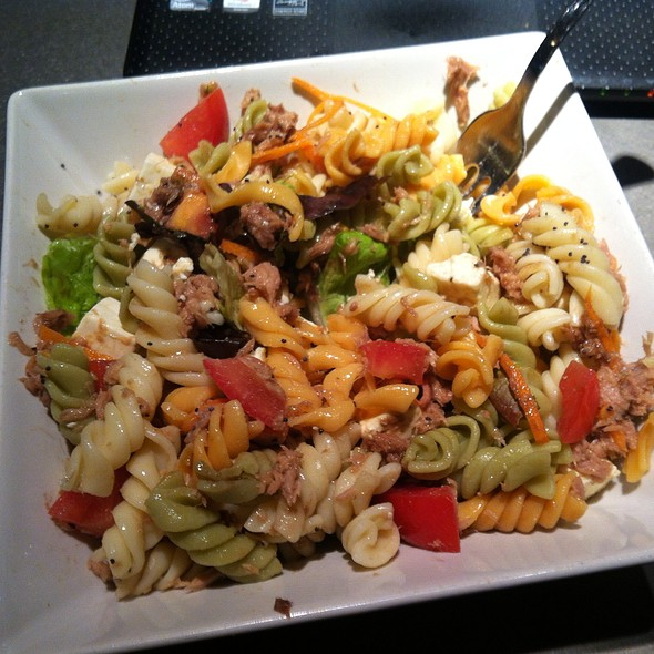 Pasta Salad @ Pacific Forn Cafe